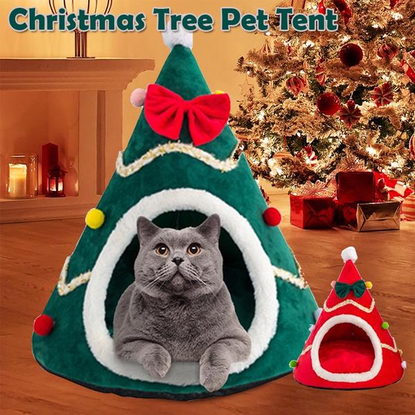 catcavehouse, Christmas, pet dog, Pets