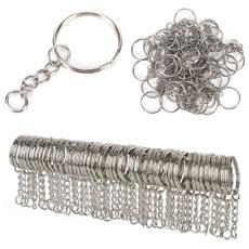 keyholder, Key Chain, texturedkeyring, metalring