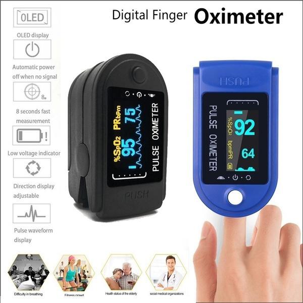 heartoximeter, bloodoxygenmonitor, Monitors, Medical Supplies & Equipment
