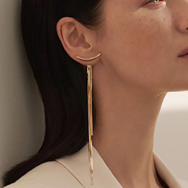 Tassels, Fashion, Jewelry, gold