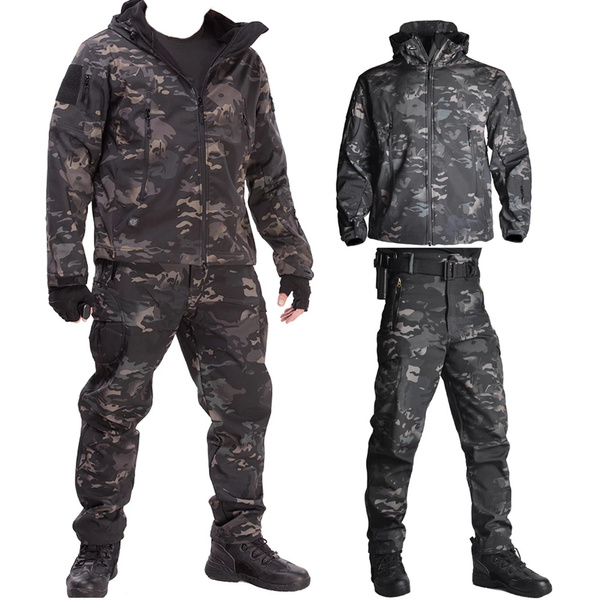 waterproofjacket, Winter, Army, Coat