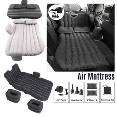 inflatablebed, backseatbed, carmattres, camping