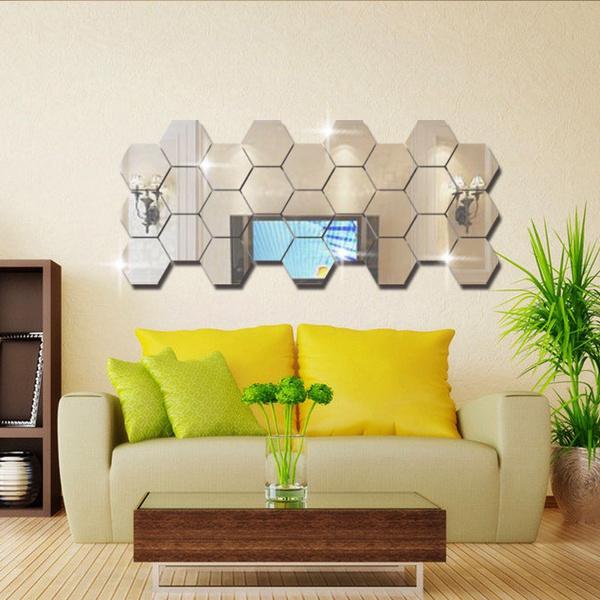 acylicwallsticker, Home Decor, 3dwallsticker, decorationsticker