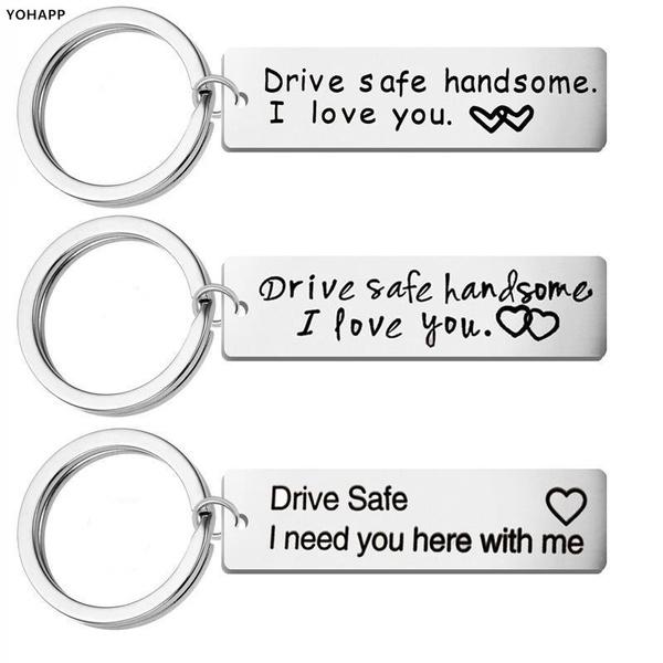Steel, Key Chain, boyfriendgift, Gifts