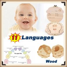 Box, babytoothstorage, babyteethorganizer, woodenbabyteethbox