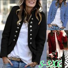 shortcoat, Plus Size, Blazer, coatsampjacket