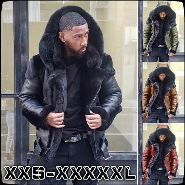 padded, motorcyclejacket, hooded, fur