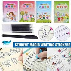 School, Magic, Gifts, englishpracticebook