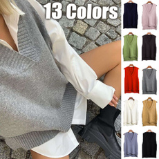 Vest, Fashion, Winter, Shirt