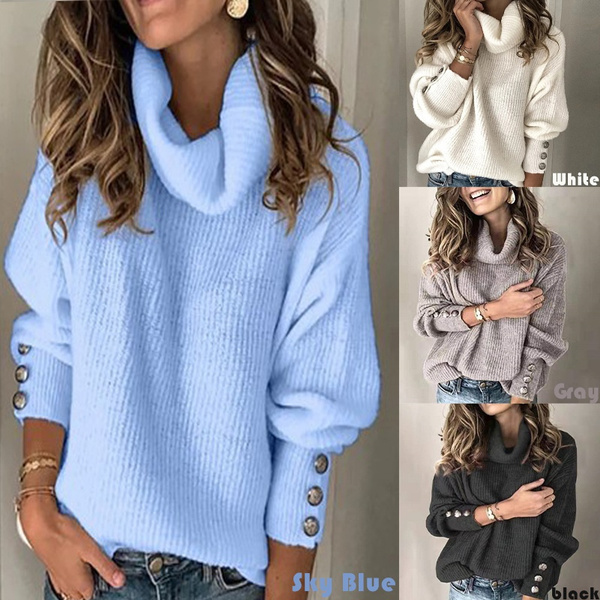 Fashion, Winter, Sleeve, womens pullovers