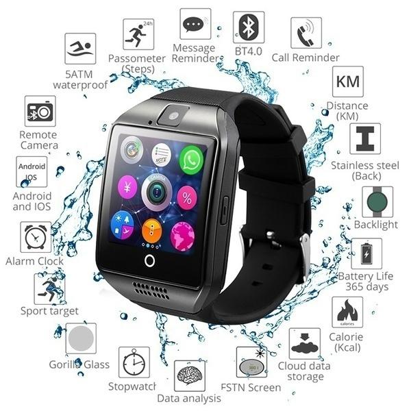 Equipment, Music, Clock, Android