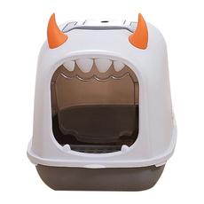 Box, catstoilet, jumbolitterbox, catlitterboxwithlid