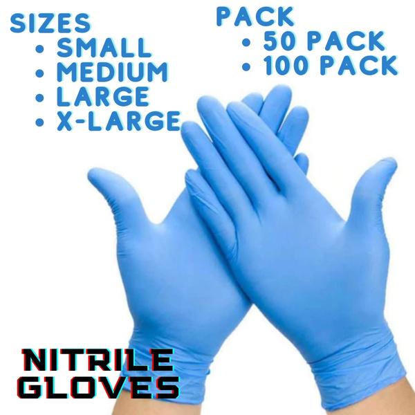 Box, latex, Gloves, ppe
