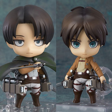 Collectibles, Gifts, Attack on titan, Pvc