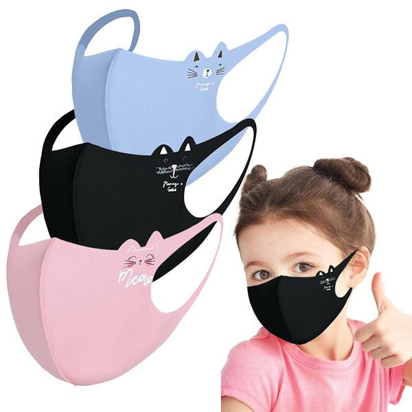 cartoonmask, dustproofmask, Fashion, cute
