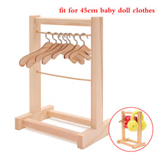 Mini, babydollaccessorie, doll, Wooden