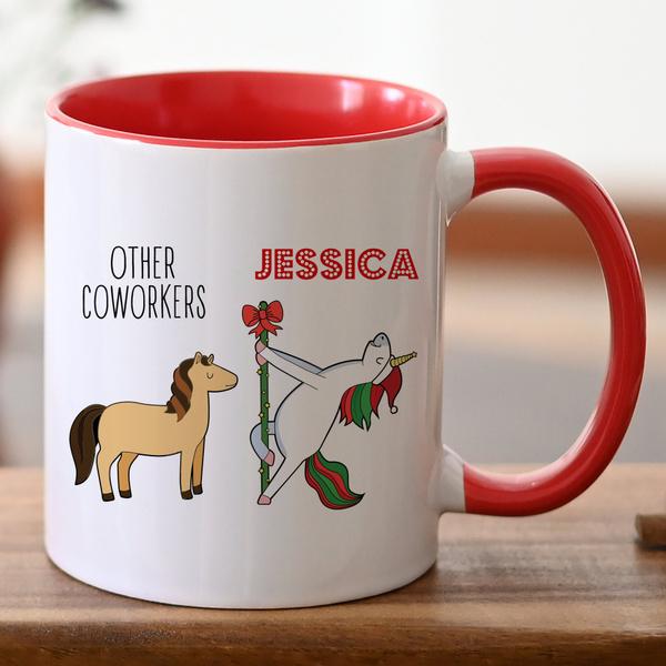 Funny, Mug, Christmas, Gifts