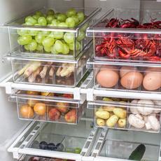 Box, Kitchen & Dining, Refrigerator, Eggs