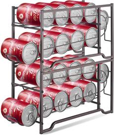 drinkdispenserrack, sodacandispenserrack, sodastoragerackorganizer, storagerackorganizer