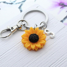 Keys, Flowers, Key Chain, Gifts