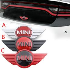 Box, Mini, Emblem, Car Sticker
