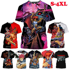 Summer, Fashion, 3dtshirtmen, Shirt