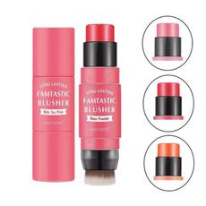 Concealer, blushbrush, peach, Beauty
