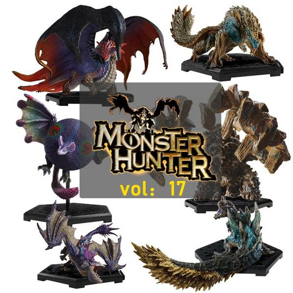 Box, monsterhuntervol17, collectibletoy, monsterhunterfigure
