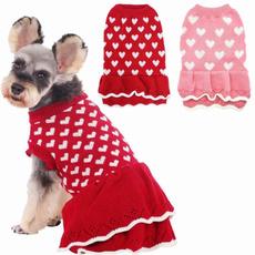 Heart, Vest, Fashion, dogsweatercoat