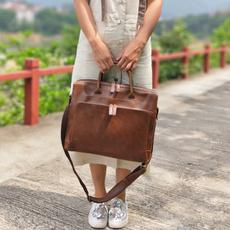 Shoulder Bags, Capacity, Briefcase, Messenger Bags