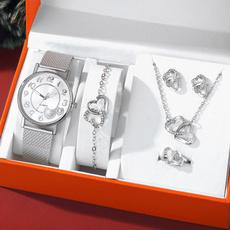 Heart, DIAMOND, christmasgiftjewelry, Elegant