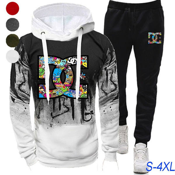 Fashion, pullover hoodie, men suit, Casual
