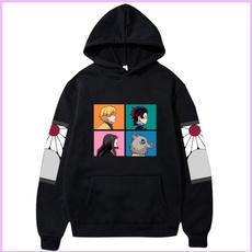 cute, Fashion, Tops, anime hoodie