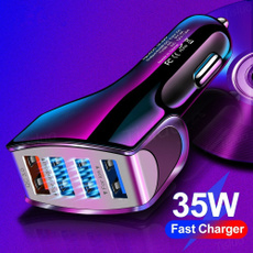 Car Charger, Mobile, charger, Usb Charger