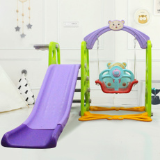 slideswingcombination, Toy, Outdoor, Garden
