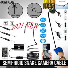 fotocamera, borescope, led, usb