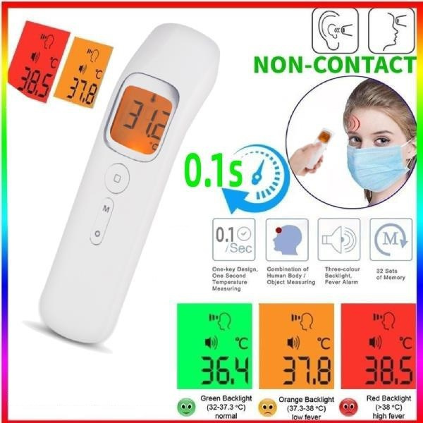 thermometerinfrared, fever, Family, Home & Living