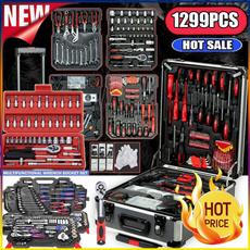 case, Steel, mechanicset, Aluminum