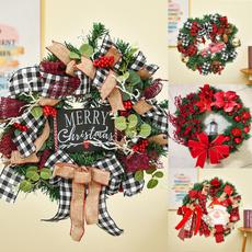 christmasdoorhanging, Canes, Door, christmaspresent