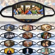 religiousmask, unisex, unisexmask, jesus