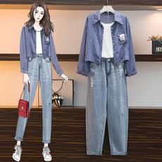 blouse, School, sleeved, Fashion