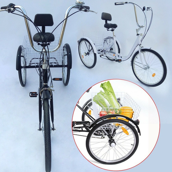 Bicycle, trike, tricycle, 3wheel