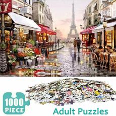 Toy, jigsawspuzzle, diypuzzletoy, Jigsaw
