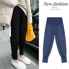 autumnwinter, knitpant, high waist, pants