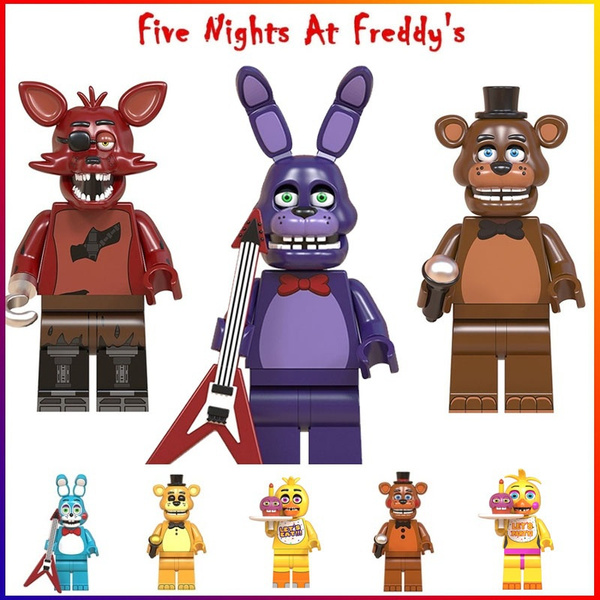 foxy, Toy, Gifts, Lego