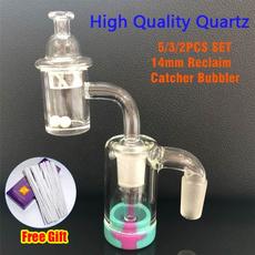 quartz, reclaimcatcher, glassoilcatcher, Glass