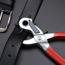 Pliers, puncher, Fashion, leather