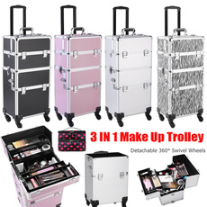 Box, trolleymakeup, Beauty, makeup boxes