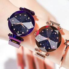 DIAMOND, Fashion, Clock, Starry