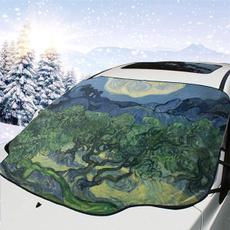 carfrontwindowsunshade, carwindowsvisorkitornament, windowsunshadecover, minivanautumnheatshield